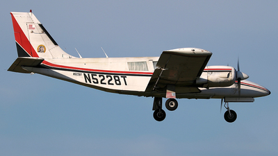 N5228T - Piper PA-34-200 Seneca - Private