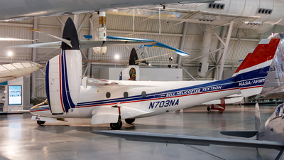 N703NA - Bell XV-15 Tiltrotor - United States - National Aeronautics and Space Administration (NASA)