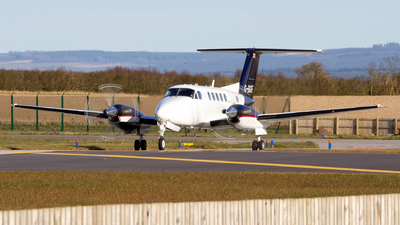 G-BGRE - Beechcraft 200 Super King Air - Private