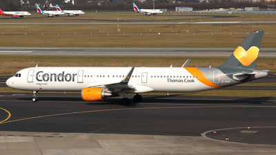D-AIAE - Airbus A321-211 - Condor