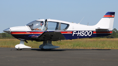 F-HSOO - Robin DR500 Président - Private