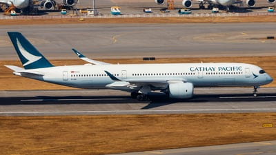 A picture of BLQA - Airbus A350941 - Cathay Pacific - © Thomas Tse