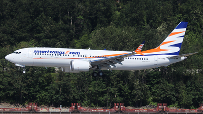 OK-SWE - Boeing 737-8 MAX - SmartWings