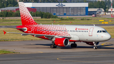 A picture of VQBOX - Airbus A319111 - Rossiya - © Alexander Belyakov