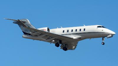 OE-HGG - Bombardier BD-100-1A10 Challenger 350 - Glock Aviation