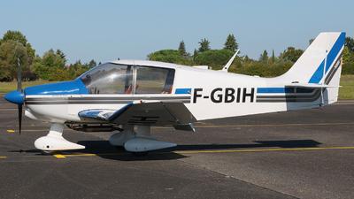 F-GBIH - Robin DR400/160  - Private