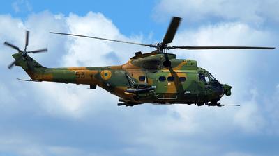 53 - IAR-330L Puma SOCAT - Romania - Air Force