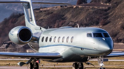 T7-ARC - Gulfstream G650 - Private
