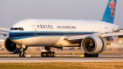 A picture of B2071 - Boeing 777F1B - China Southern Airlines - © Kevin Cargo