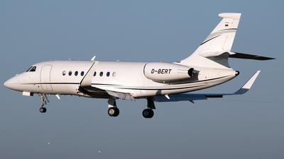 D-BERT - Dassault Falcon 2000EX - Private