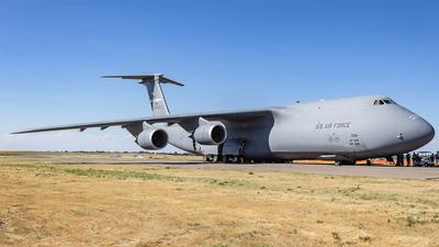 87-0034 - Lockheed C-5M Super Galaxy - United States - US Air Force (USAF)
