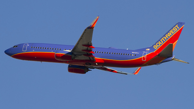N8320J - Boeing 737-8H4 - Southwest Airlines