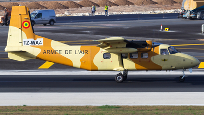 TZ-WAA - Harbin Y-12E - Mali - Air Force
