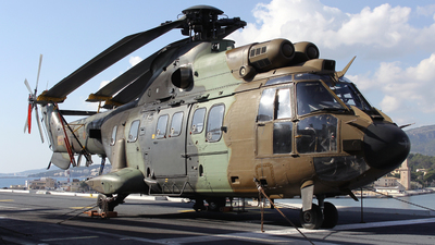 HT.27-05 - Eurocopter AS 532AL Cougar - Spain - Army