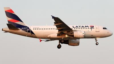 CC-BCF - Airbus A319-112 - LATAM Airlines