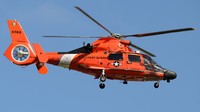 6569 - Aérospatiale MH-65D Dolphin - United States - US Coast Guard (USCG)
