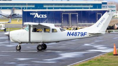 N4879F - Cessna U206A Super Skywagon - Private