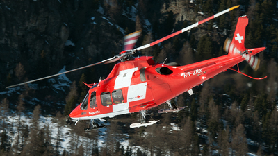 HB-ZRX - Agusta-Westland AW-109SP - REGA - Swiss Air Ambulance