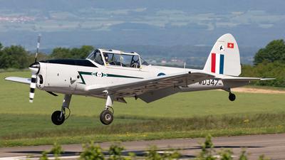 HB-TUT - De Havilland Canada DHC-1 Chipmunk 22 - Private