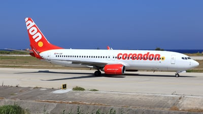 A picture of PHCDF - Boeing 737804 - Corendon Airlines - © Helmut Schnichels