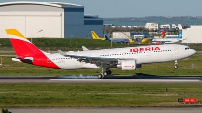 F-WWKO - Airbus A330-202 - Iberia