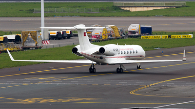 TC-CBK - Gulfstream G550 - Turkey - Government