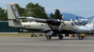 A picture of ECISV - De Havilland Canada DHC6200 Twin Otter - [205] - © Xavi Pou