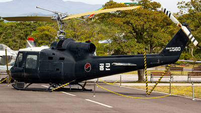 38-560 - Bell UH-1B Iroquois - South Korea - Air Force