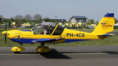 A picture of PH4C6 - Evektor EV97 - [2007 3115] - © Daniel Schwinn