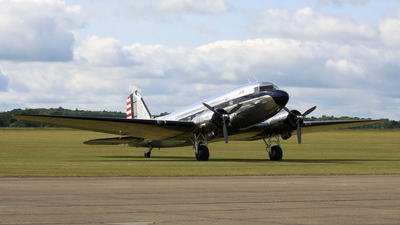 N341A - Douglas DC-3 - Private