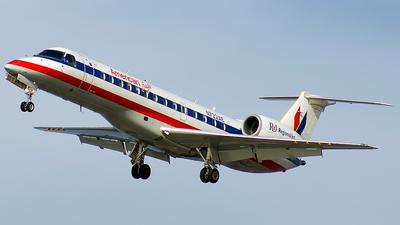 N722AE - Embraer ERJ-135LR - American Eagle