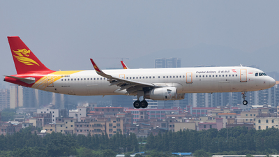 B-8189 - Airbus A321-231 - Capital Airlines