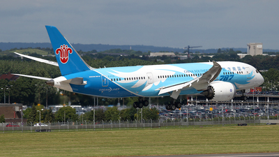B-2725 - Boeing 787-8 Dreamliner - China Southern Airlines