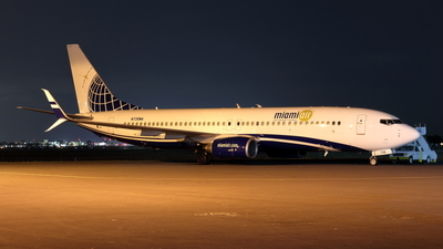 N735MA - Boeing 737-8K5 - Miami Air International