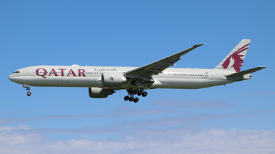 A7-BAY - Boeing 777-3DZER - Qatar Airways