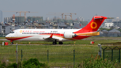 A picture of B650T - Comac ARJ21700 - Chengdu Airlines - © LaiLai