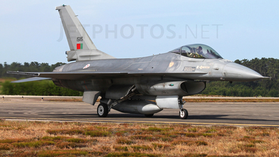 15115 - General Dynamics F-16AM Fighting Falcon - Portugal - Air Force