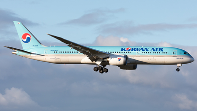 A picture of HL7209 - Boeing 7879 Dreamliner - Korean Air - © Sierra Aviation Photography
