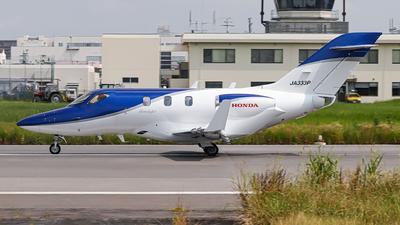 JA333P - Honda HA-420 HondaJet - Private