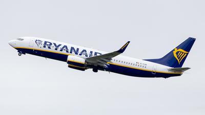 EI-FZR - Boeing 737-8AS - Ryanair