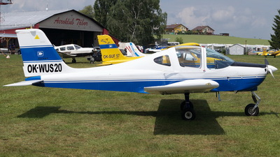 OK-WUS20 - Tecnam P96 Golf 100 - Private