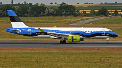 YL-CSJ - Airbus A220-300 - Air Baltic
