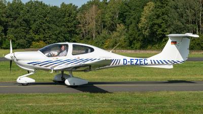 D-EZEC - Diamond DA-40 Diamond Star - Private