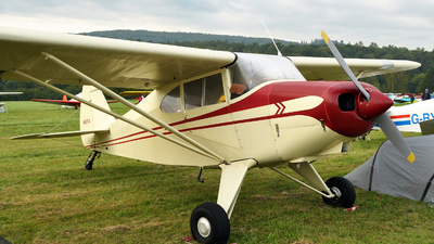 A picture of N831A - Piper PA22 - [22132] - © Volker Hilpert