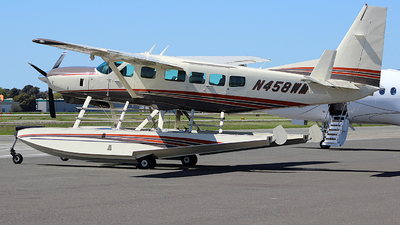 N458WM - Cessna 208 Caravan - Private