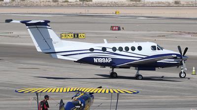 A picture of N189AP - Beech 200 Super King Air - [BB59] - © Joshua Ruppert