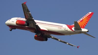 VT-EPG - Airbus A320-231 - Air India