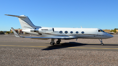 N608BG - Gulfstream G-III - Private