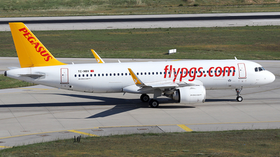 A picture of TCNBV - Airbus A320251N - Pegasus Airlines - © Firat Cimenli