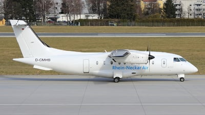 D-CMHB - Dornier Do-328-110 - Rhein-Neckar Air (MHS Aviation)
